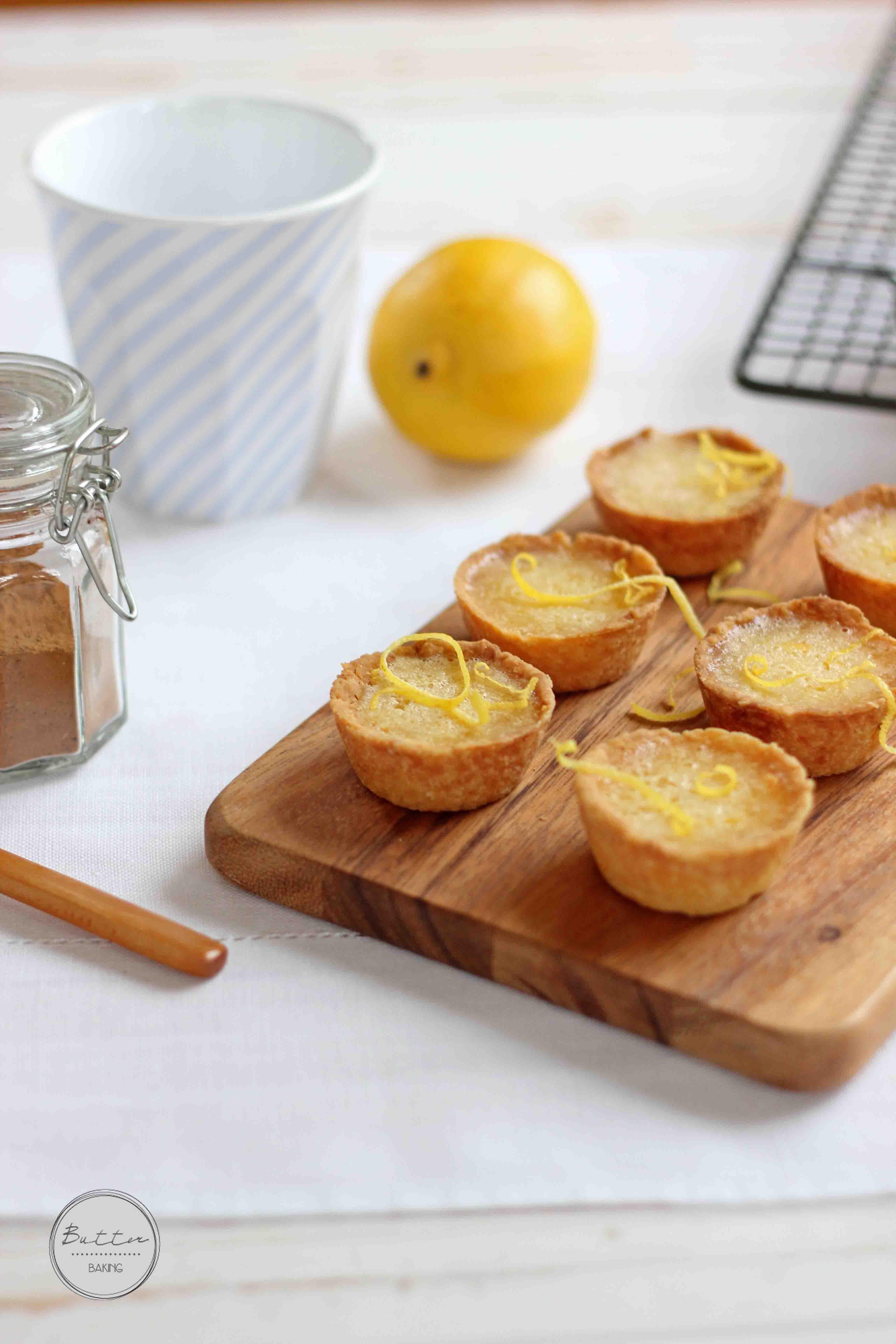 Vegan Lemon Honey Cake