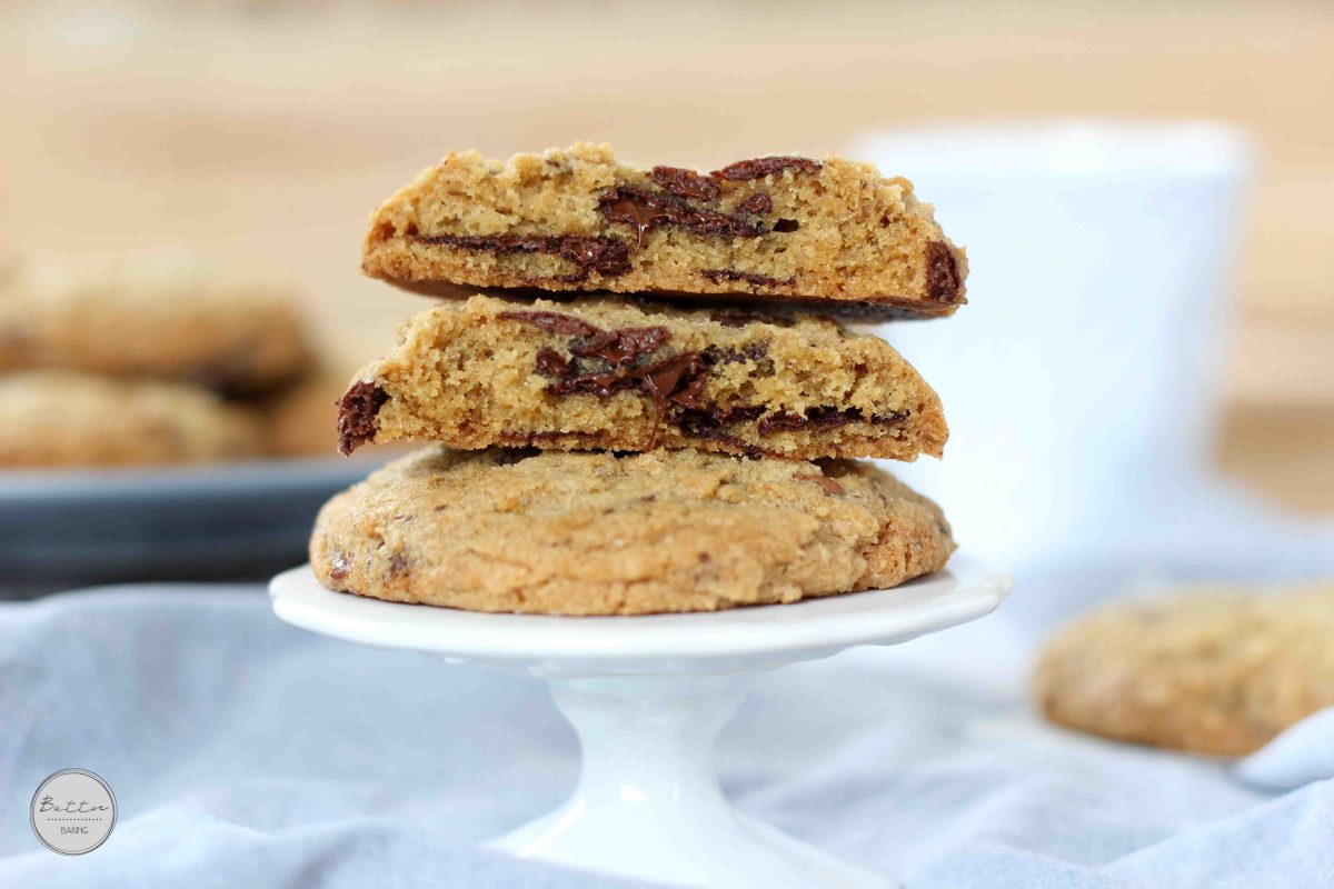 Mrs Fields Chocolate Chip Cookies Butter Baking
