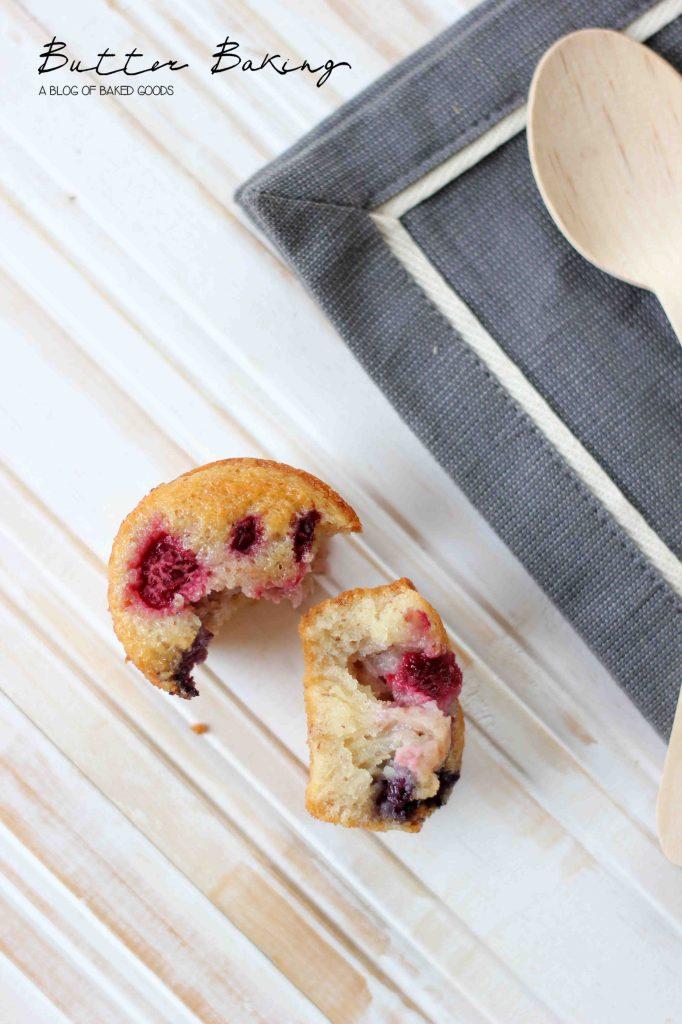 Berry Friands | Butter Baking