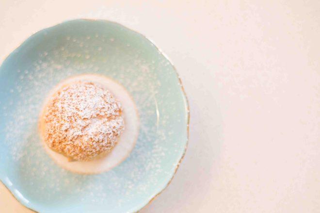 Hazelnut Praline Chouquettes | Butter Baking