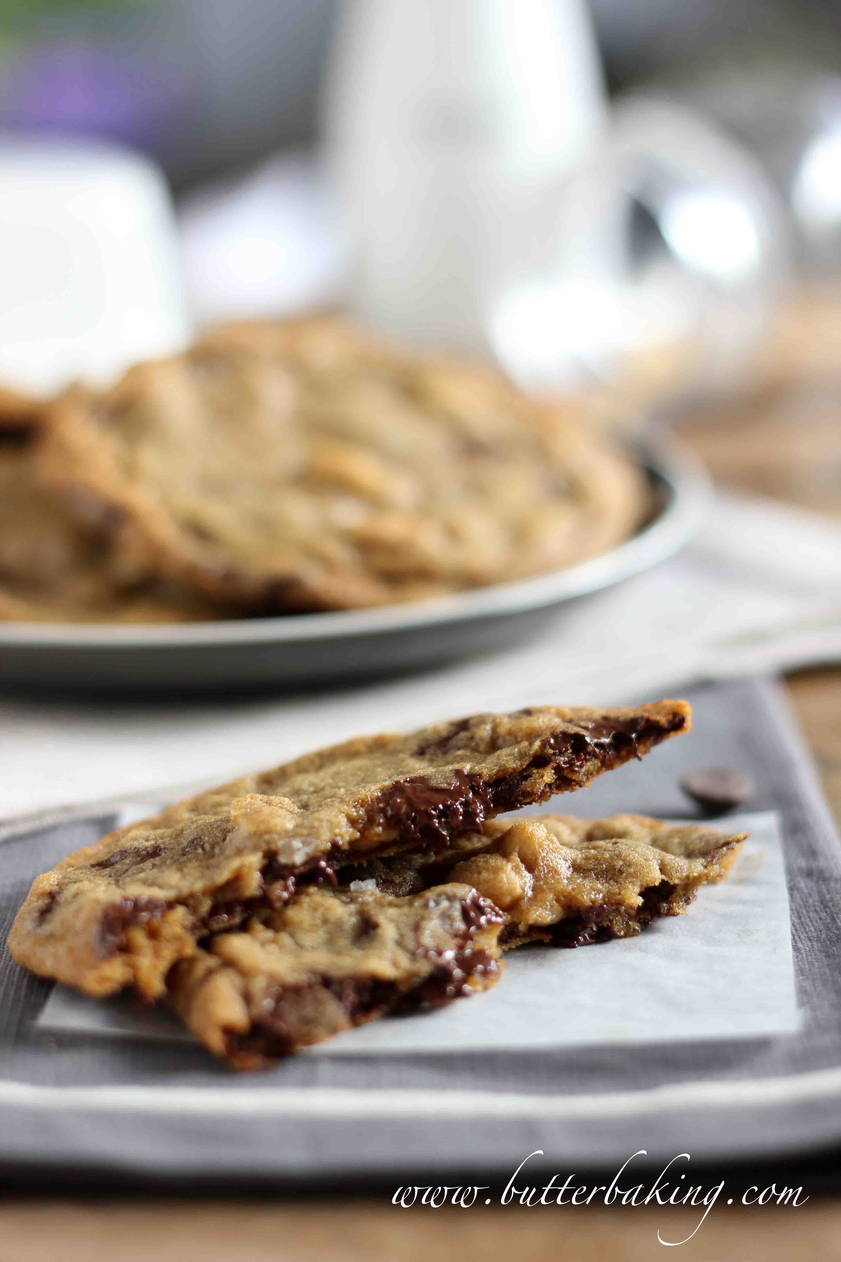 Chocolate Chip Cookies With Salted Or Unsalted Butter