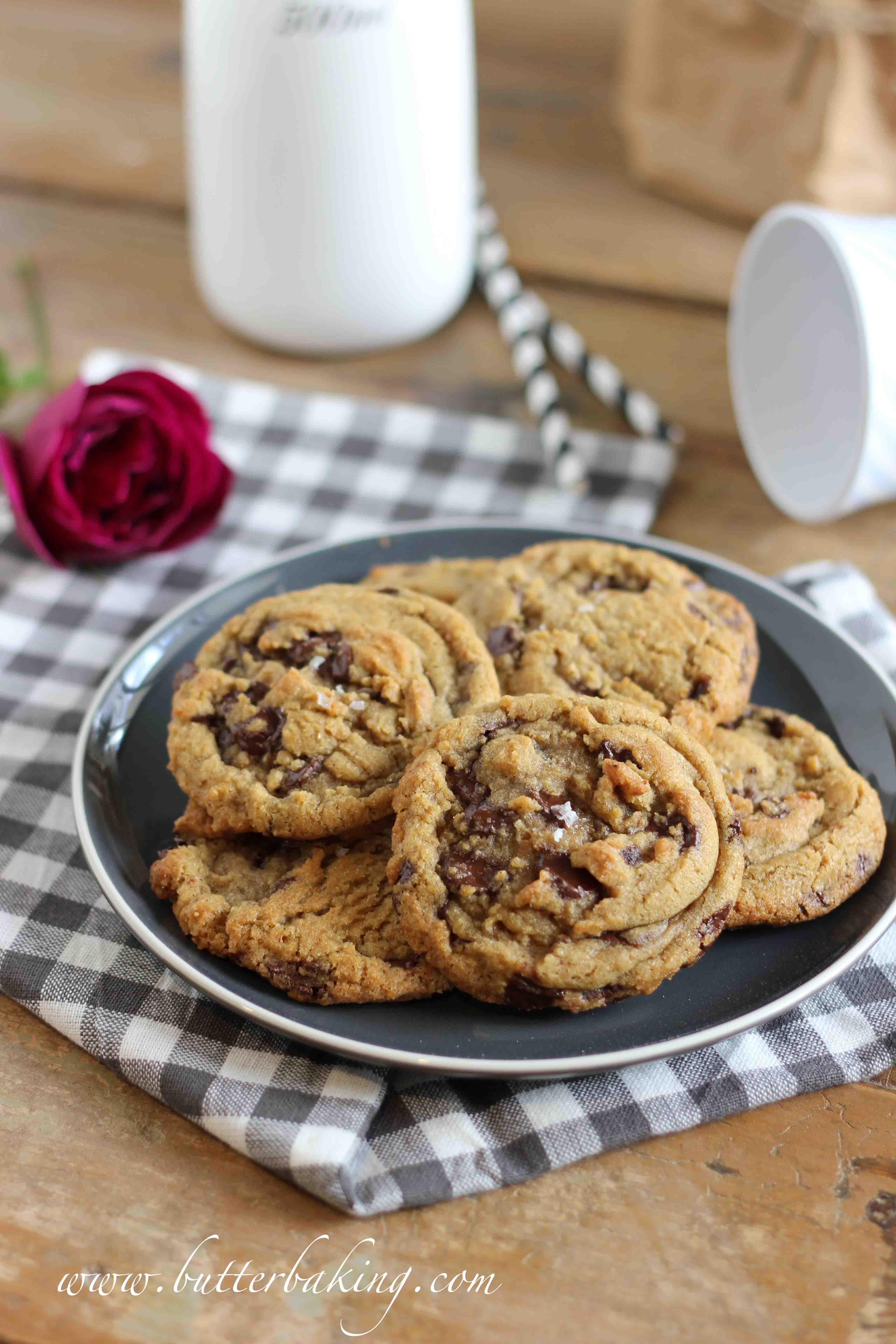 Top With Cinnamon's 'Best' Chocolate Chip Cookies – Butter Baking
