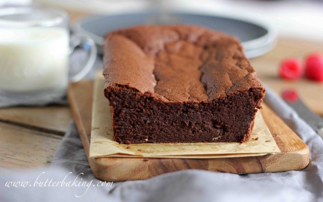 French Chocolate Cake | Butter Baking