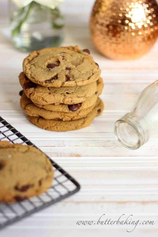 My Perfect Chocolate Chip Cookies | Butter Baking