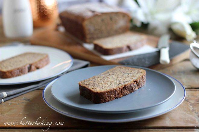 Banana Cake | Butter Baking