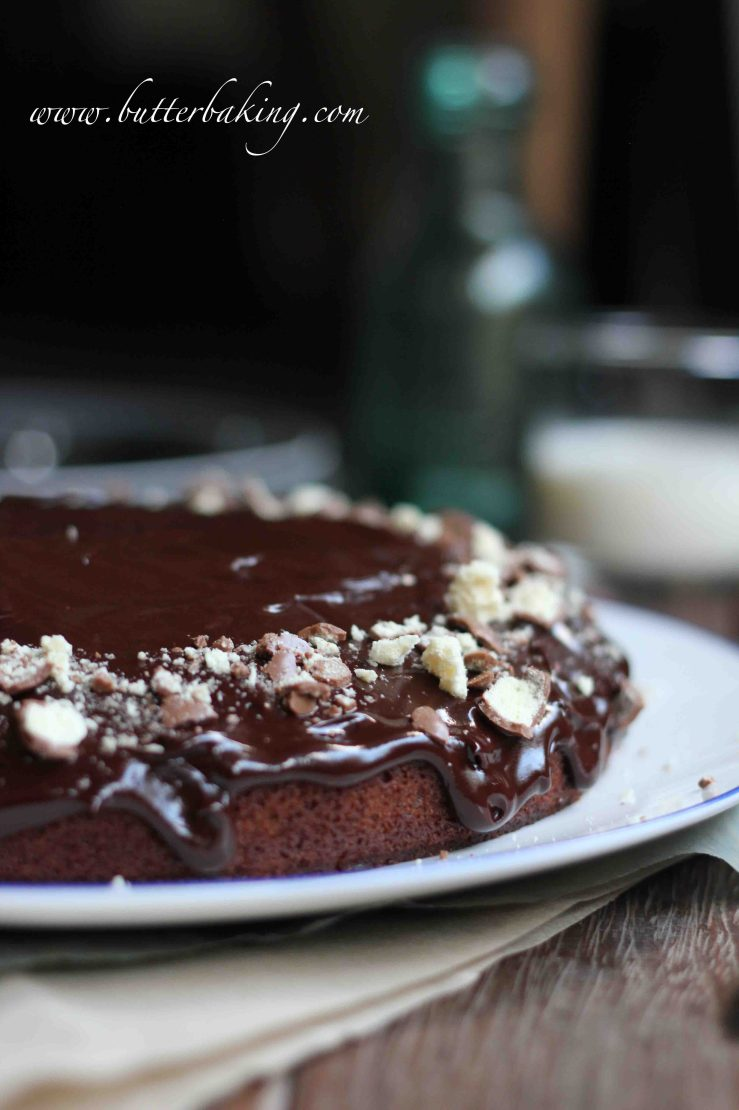 Chocolate Buttermilk Cake | Butter Baking