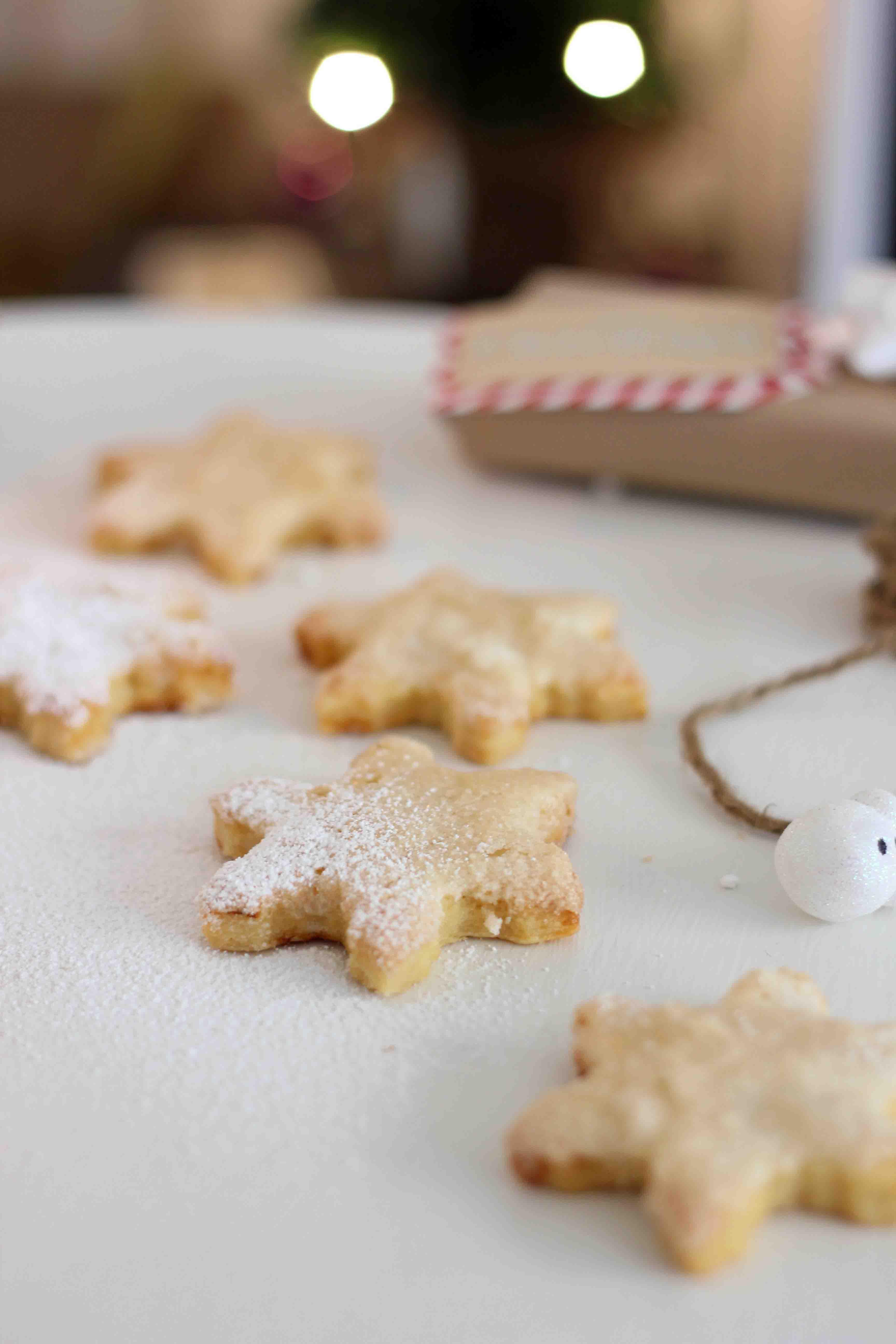 Polish Christmas Cookies Butter Baking
