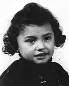 Inge, age 4