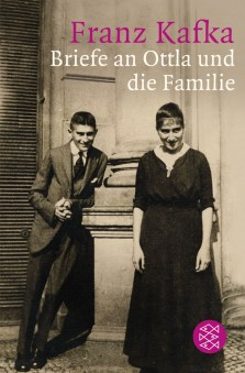 Franz Kafka and his sister Ottla