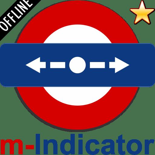 m-Indicator- Mumbai – Live Train Position (Mod Adfree Extra)