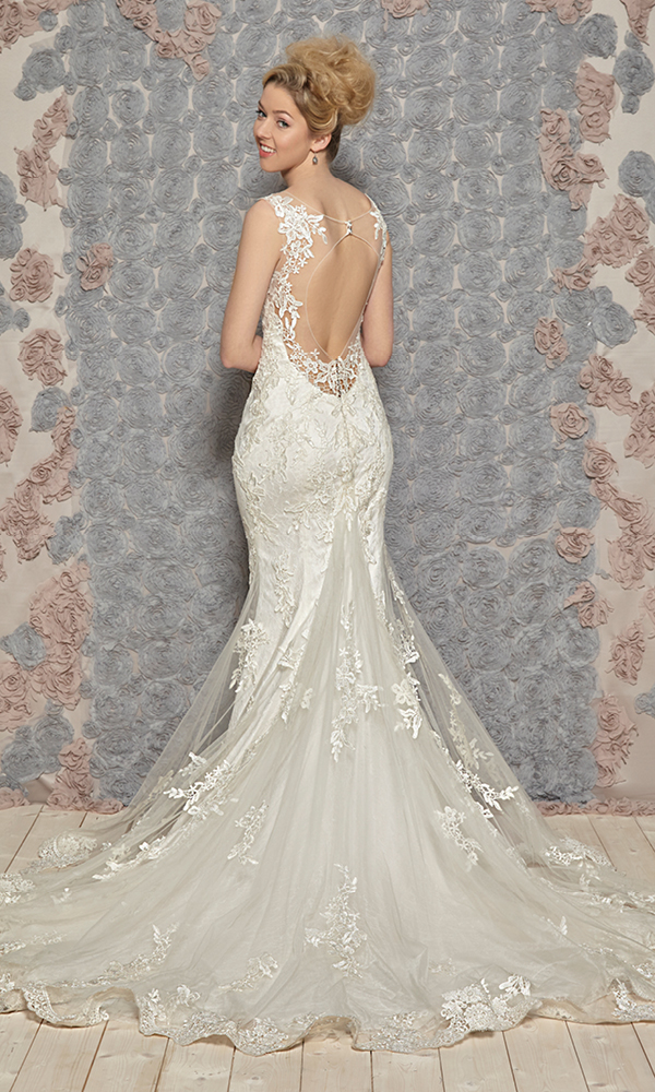 2650 by Benjamin Roberts  Butterfly Bridal Boutique
