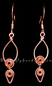 One of my most popular designs in the Tendrils of the Vine Collection, these beautiful earrings remind me of a wine from the Chelan Valley.