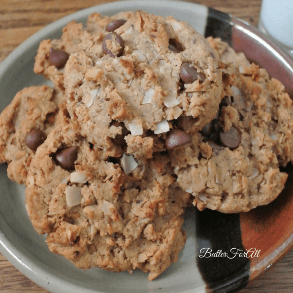 Almond Joyful Cookies