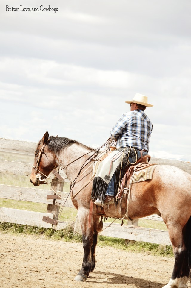 Roping from butterloveandcowboys.com
