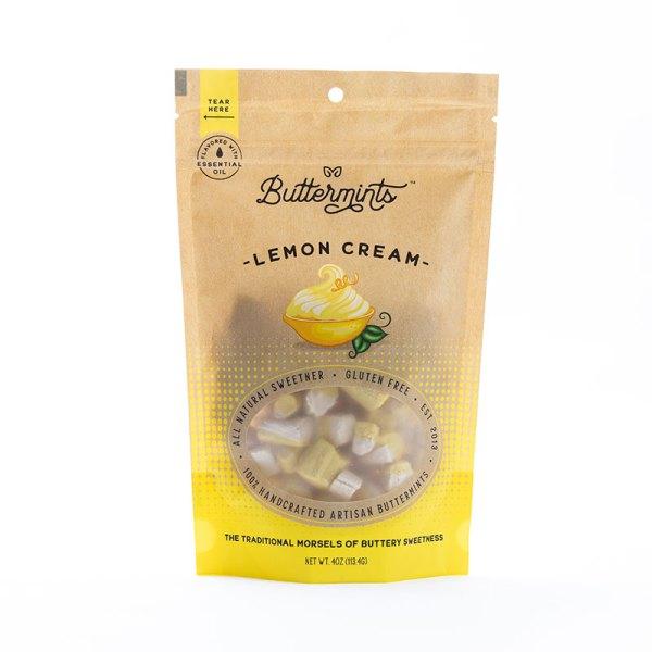Lemon Cream Buttermints
