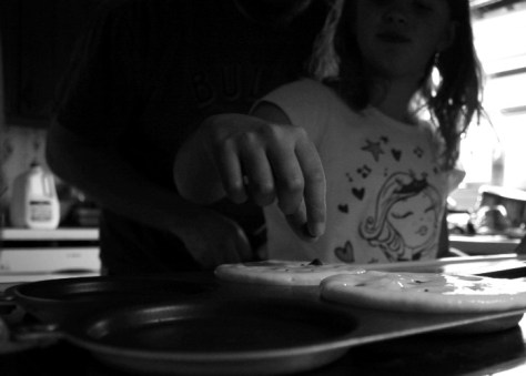 "52Frames, week 11: Ritual ""Sunday Morning Pancakes"""