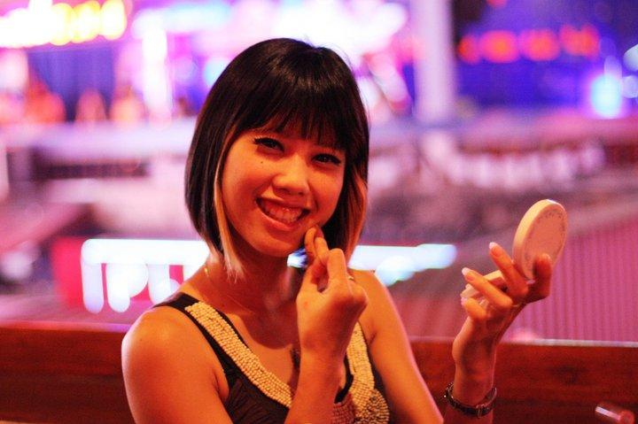 Bangkok bar girls