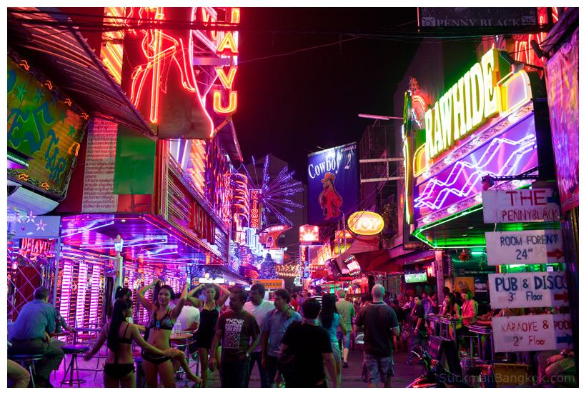 Short Time Hotel Soi Cowboy Bangkok