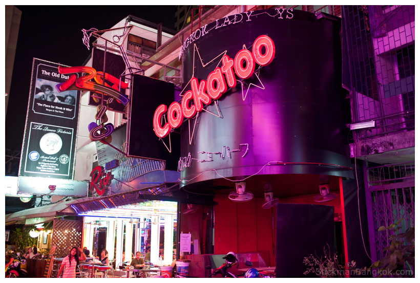 ladyboy gogo bar