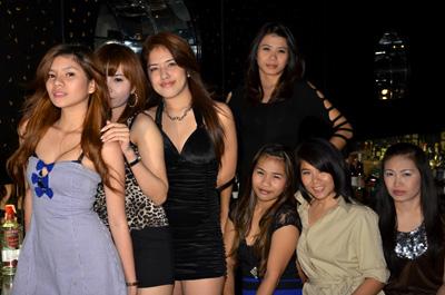 Dead Artists Street Bangkok Bar Girls