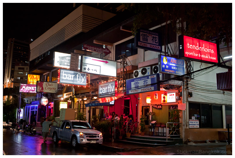bar à hôtesses bangkok