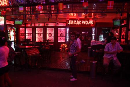 Suzie Wong Gogo Bar Soi Cowboy