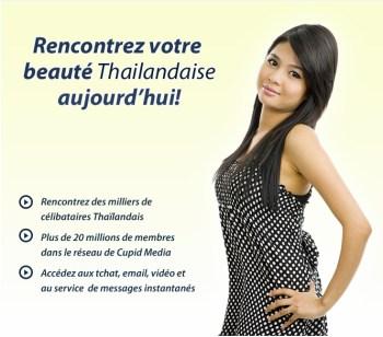 Rencontrer des thaïes sur Thai Love Links