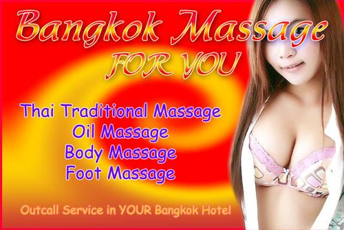 Salon de Massage à l'huile à Bangkok