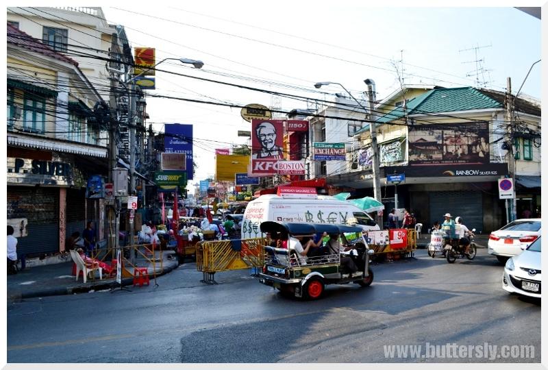 bangkok khaosan road
