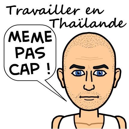 emploi thailande