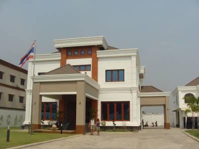 Ambassade de Thaïlande à Vientiane au Laos