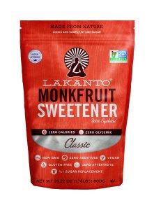 bag of lakanto monkfruit