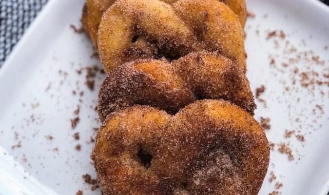 Keto Cinnamon Pretzels – Fat Head Dough