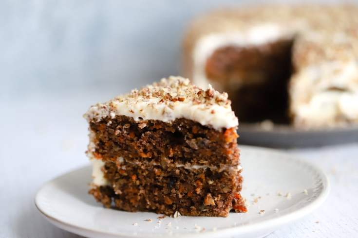 Best Keto Low Carb Carrot Cake