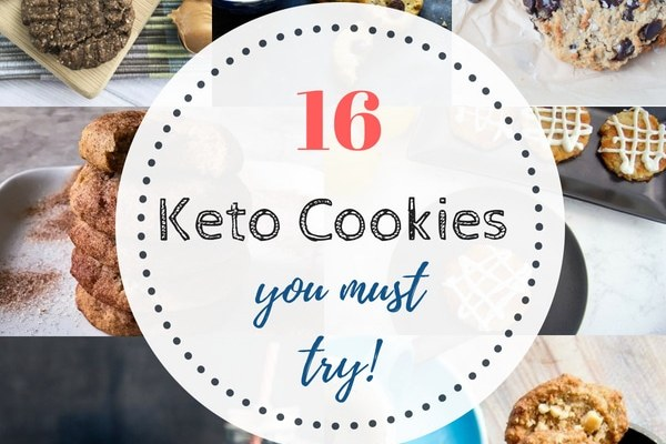 16 Must-Try Keto Cookie Recipes