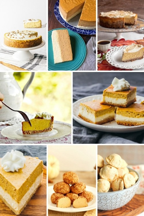 college of 8 keto cheesecakes