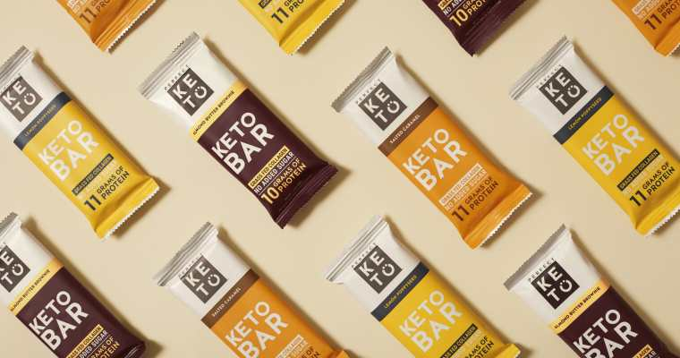 Perfect Keto NEW Keto Bars Flavors Up To 40% Off