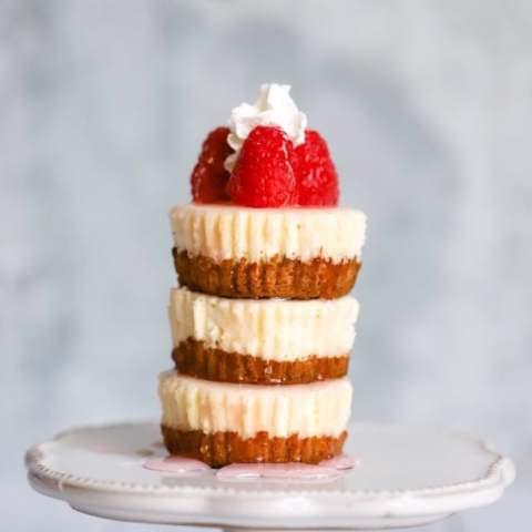 Best Keto Mini Cheesecakes