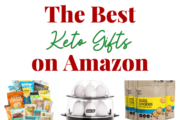 The Best Keto Gifts on Amazon