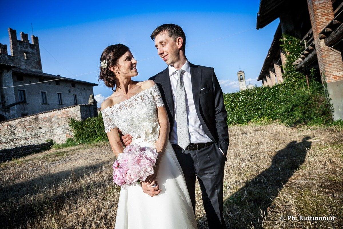 Matrimonio Castello Malpaga