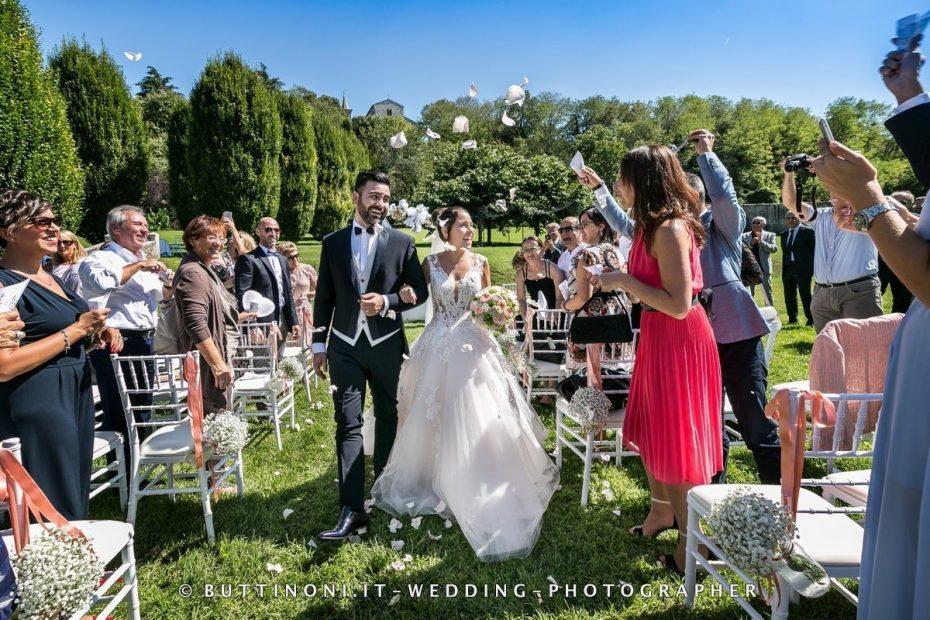 Fotografo Matrimonio Curno