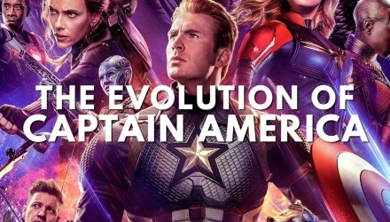 Evolution of Captain America in Movies & TV (1944-2019) - technology news - buttondown.tv