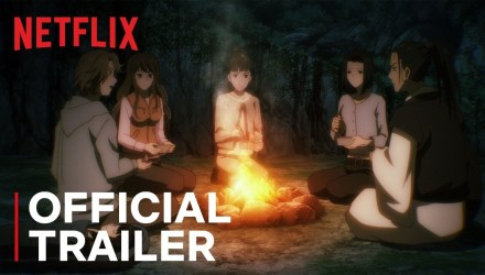 Image shows the official trailer for 7 Seeds on Netflix