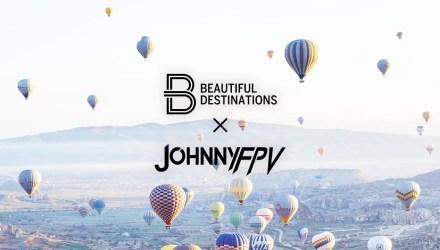 Johnny FPV x Beautiful Destinations Image – Turkey - Travel films - Buttondown.tv
