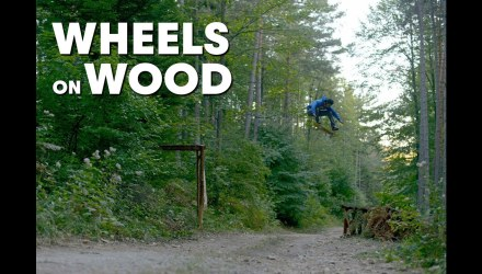 Red Bull Skateboarding: Gustavo Ribeiro, Ryan Decenzo & Friends Image WHEELS ON WOODS - Movie trailers - Buttondown.tv