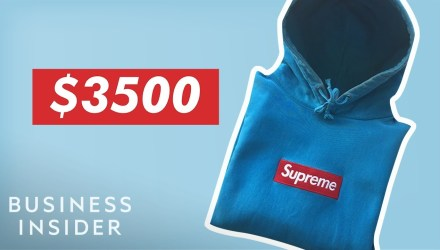 This image highlights why supreme is so expensive.