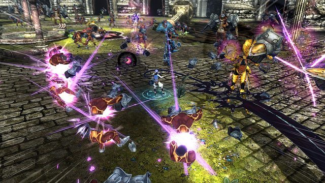 """3D Action Combat Game """"Malicious Fallen"""" Coming to PS4"""