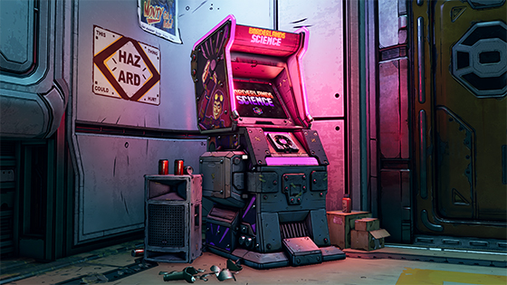 Gearbox Introduces Borderlands Science to Borderlands 3
