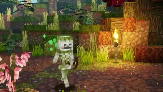 Minecraft Dungeons Is Getting Its First DLC Next Week
