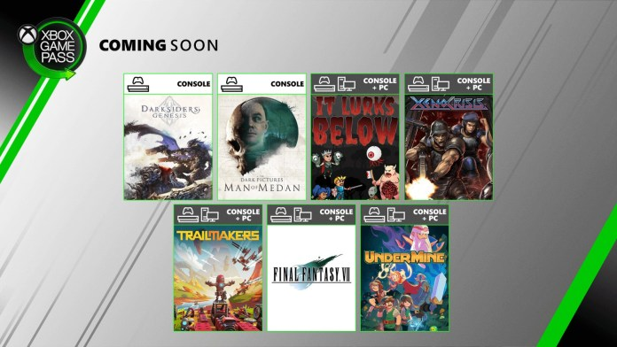 Xbox Game Pass Members Got Six New Games Today, With One More On The Way This Month
